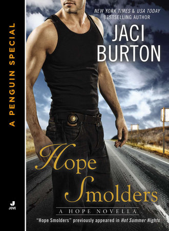 Hope Smolders Novella