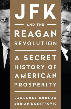 JFK and the Reagan Revolution book cover