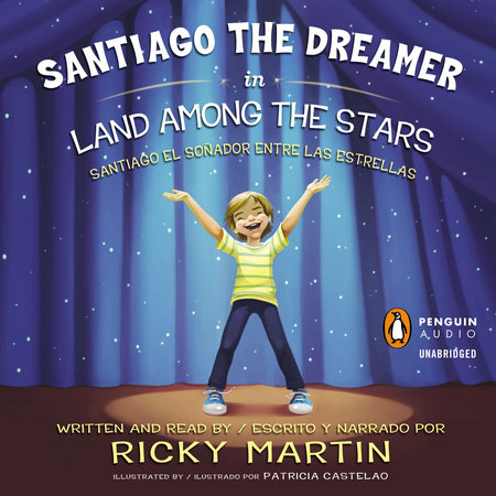 Santiago the Dreamer in Land Among the Stars /