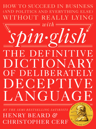 Spinglish book cover