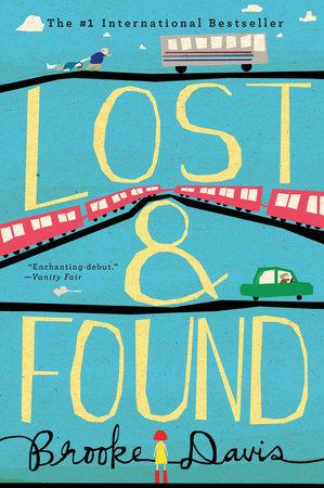 Lost & Found book cover