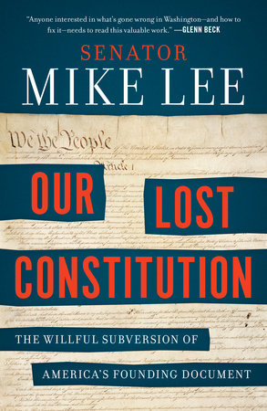 Our Lost Constitution book cover