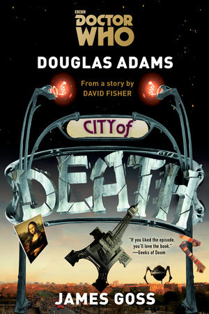 Doctor Who: City of Death book cover