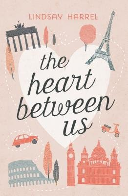 Cover of The Heart Between Us: Two Sisters, One Heart Transplant, and a Bucket List