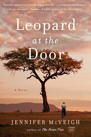 Leopard at the Door