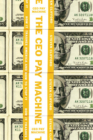 The CEO Pay Machine book cover