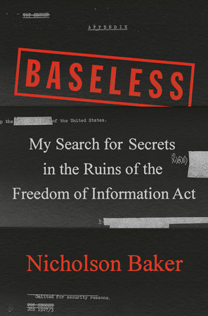 Baseless book cover