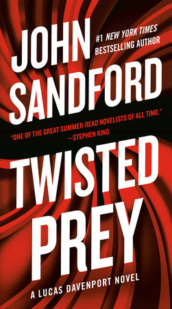 Twisted Prey book cover