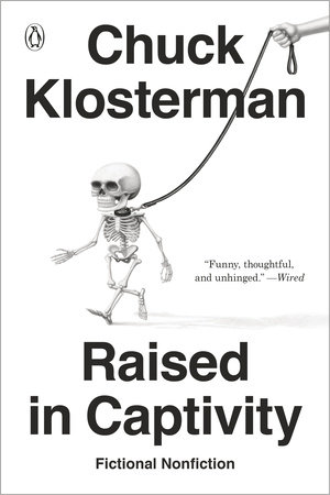 Raised in Captivity book cover