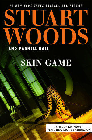 Skin Game book cover