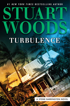 Turbulence book cover