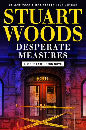 Desperate Measures book cover