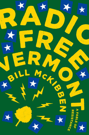 Cover of Radio Free Vermont