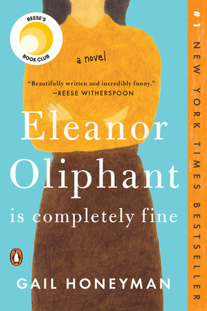Cover of Eleanor Oliphant Is Completely Fine