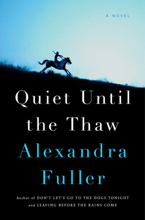 Cover of Quiet Until the Thaw