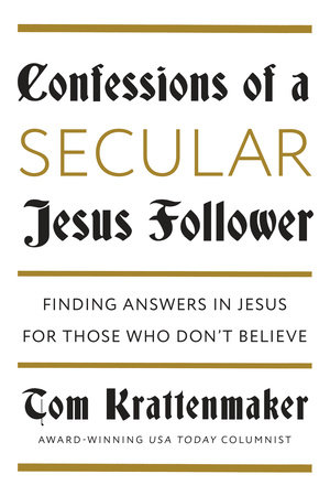 Confessions of a Secular Jesus Follower book cover