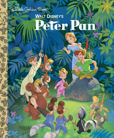 Walt Disney's Peter Pan (Disney Peter Pan) by
