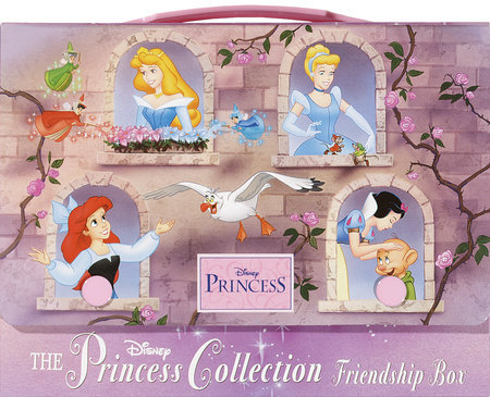 Princess Collection (Disney Princess) by Mark Marderosian