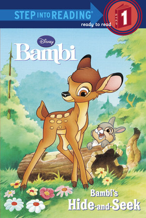 Bambi's Hide-and-Seek (Disney Bambi) by Andrea Posner-Sanchez