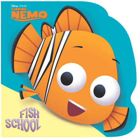 Fish School (Disney/Pixar Finding Nemo) by