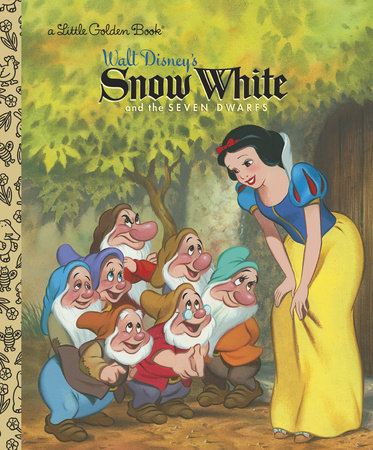 Snow White and the Seven Dwarfs (Disney Princess) by