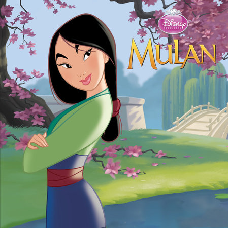 Mulan (Disney Princess) by Katherine Poindexter