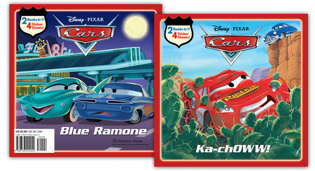 Ka-Choww!/Blue Ramone (Disney/Pixar Cars) by RH Disney
