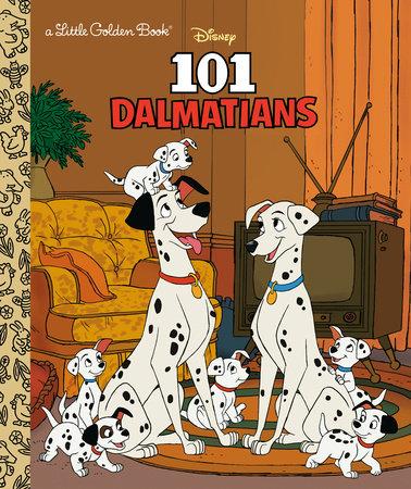 101 Dalmatians (Disney 101 Dalmatians) by Justine Korman