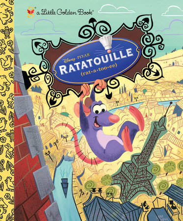 Ratatouille (Disney/Pixar Ratatouille) by RH Disney