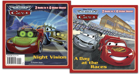 A Day at the Races/Night Vision (Disney/Pixar Cars) by