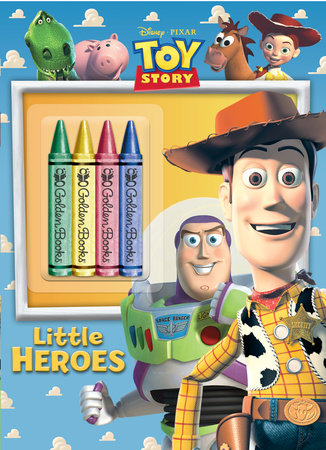 Little Heroes (Disney/Pixar Toy Story) by