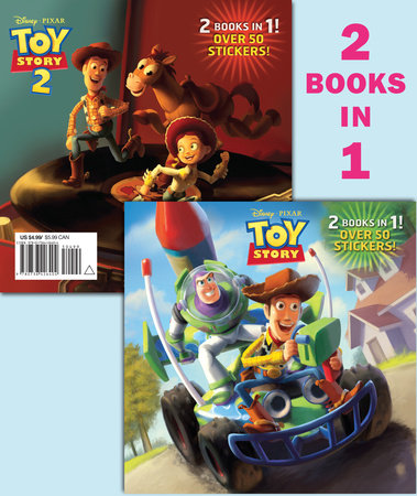 Toy Story/Toy Story 2 (Disney/Pixar Toy Story) by RH Disney