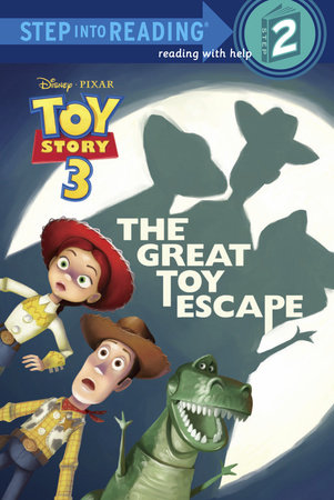 The Great Toy Escape (Disney/Pixar Toy Story) by