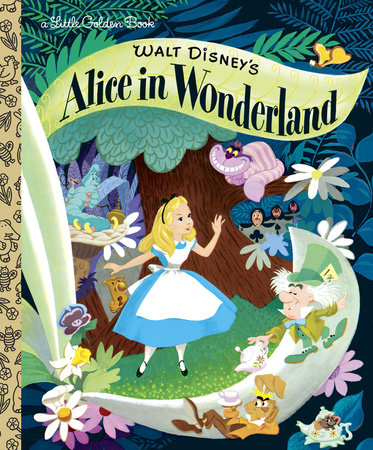 Walt Disney's Alice in Wonderland (Disney Alice in Wonderland) by RH Disney