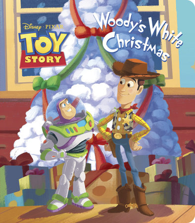 Woody's White Christmas (Disney/Pixar Toy Story) by Kristen L. Depken