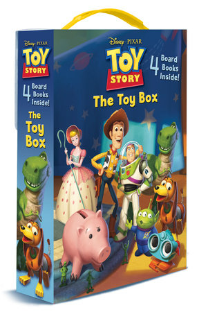 The Toy Box (Disney/Pixar Toy Story) by