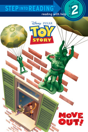 Move Out! (Disney/Pixar Toy Story 3) by