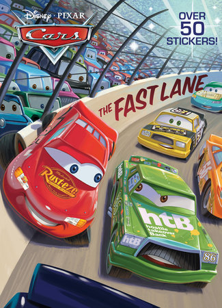 The Fast Lane (Disney/Pixar Cars) by