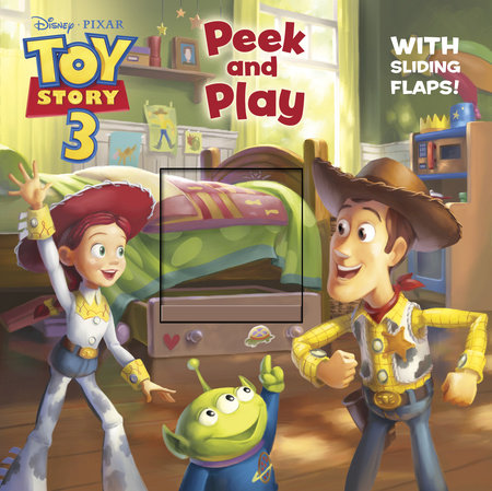 Peek and Play (Disney/Pixar Toy Story) by