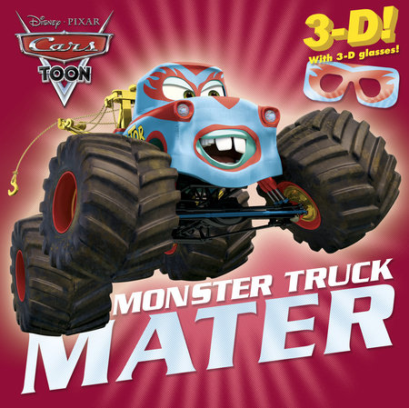 Monster Truck Mater (Disney/Pixar Cars) by Frank Berrios