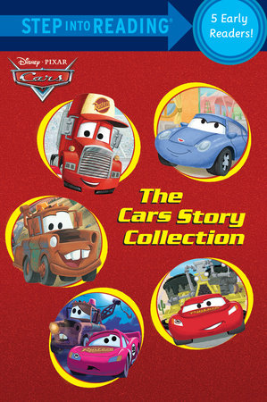 Five Fast Tales (Disney/Pixar Cars) by