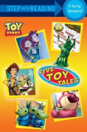 Five Toy Tales (disney/pixar Toy Story)