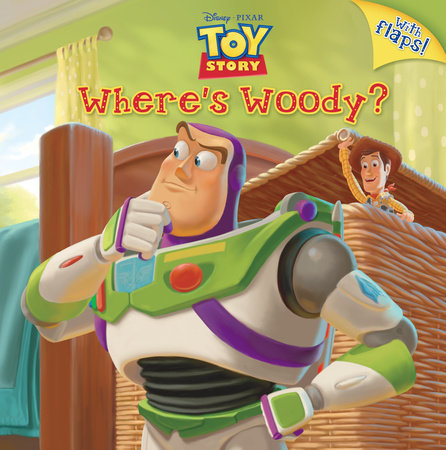 Where's Woody? (Disney/Pixar Toy Story) by