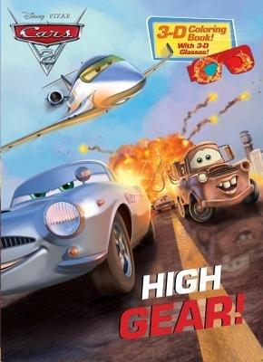 High Gear! (Disney/Pixar Cars) by Frank Berrios