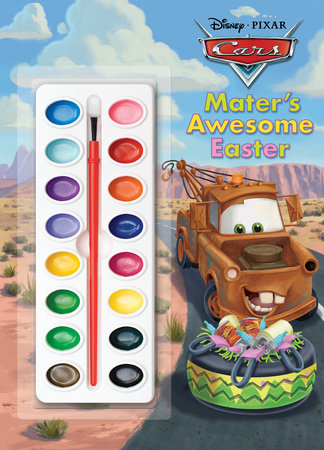 Mater's Awesome Easter (Disney/Pixar Cars) by