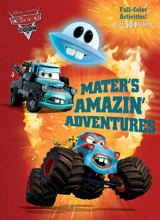 Mater's Amazin' Adventures (Disney/Pixar Cars) by