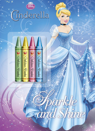 Sparkle and Shine (Disney Princess) by RH Disney