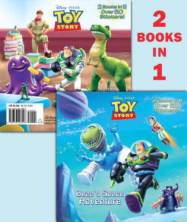 Buzz's Space Adventure/Sunnyside Boot Camp (Disney/Pixar Toy Story) by