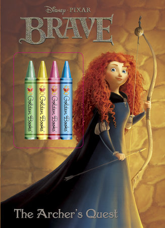 The Archer's Quest (Disney/Pixar Brave) by RH Disney