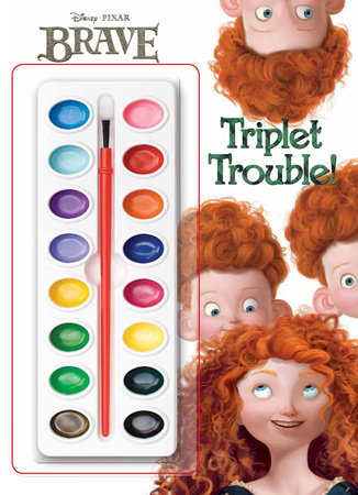 Triplet Trouble! (Disney/Pixar Brave) by